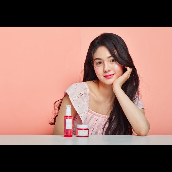 Crema de Fata cu Pepene Rosu Ariul Watermelon Hydro Glow, 55ml - Poza 5