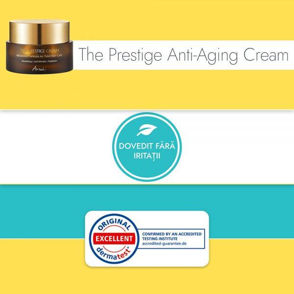 Crema Antirid Ariul The Prestige Anti-Aging, 50g - Poza 7