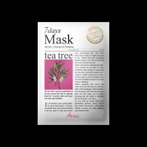 Masca Ariul 7 Days Arbore de Ceai, 20g - Poza 2