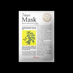 Masca Ariul 7 Days Ceai Verde, 20g - Poza 2