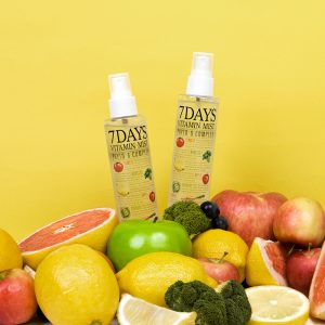 Spray de Față Ariul 7days Vitamin, 150ml - Poza 3